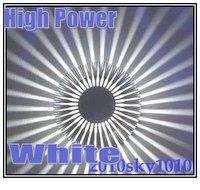 High Power 1W Metal Material White color LED Wall lighting Ceiling Lamp Down lights AC85V-265V