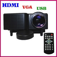 New Arrival!Upgrade Version Portable Multimedia MINI LED Digital Projector Home Cinema Theater Support HDMI/AV/VGA/USB/SD