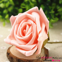 Photo props pink rose clothes fe flower artificial flower