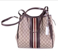 HOT!! New Classic canvas Totes Big Purse Geometric Shoulder Bags Handbag Women's Wholesale price Famous Brand Designer