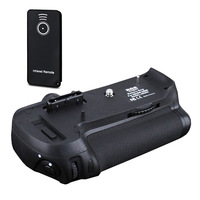 100% High Quality Camera Battery Grip with Infrared remote for Nikon Dslr D800
