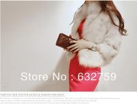 The new 2013 fur coat on sale fake fur rabbit hair short coat dress new winter coat