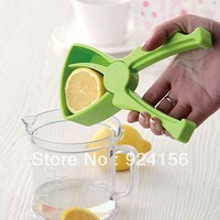 3pcs/lot Free Shipping Manual lemon squeezer Fruit Juicer Orange hand juicer Kitchen tools