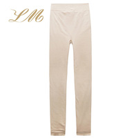 Winter thickening warm pants women's plus velvet trousers innerwear long johns super soft velvet ball