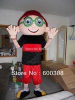 New costume adult plush leo boy mascot costume dora elmo barney doraemon kitty cartoon character costumes party