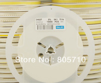 [0402 5%]  5reels/lot choose from 0R -10M  regular used resistor 0402 5% SMD Resistor,  Chip resistor 10000pcs/reel 5reels/lot
