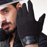 famous brand winter gloves men sport gloves touch screen gloves