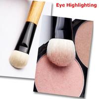 Professional Eye Highlighting Brush TOP Quality Shadow Makeup Brush Superfine Goat Hair Free Shipping