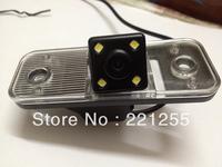Hyundai Santa fe 2012 hyundai Azera Free shipping  hd ccd+led car Waterproof camera