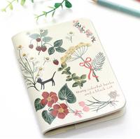 New arrival Shinzi travel cat flower passport holder passport cover travel bag set