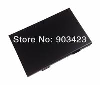 17 slots Aluminum Protecter Storage Case for Micro SIM & SIM TF/SD/SDHC Card Black , Free shipping