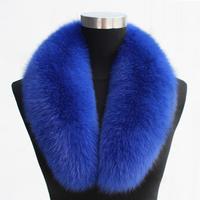 Large fox fur fox fur scarf muffler scarf thickening fur shawl collar fur collar the son
