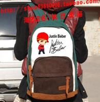 2013 New Arrival Justin Bieber Bags,Cheap Backpacks schoolbag shoulder bag on sale