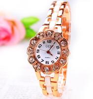 2015 new Brand Rhinestone Crystal Fashion bracelet watch gifts awarded casual fashion lady watches LW138