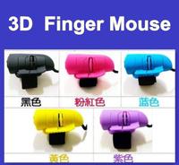 3D Optical Finger Mouse lazy mouse computer accessories 2pcs/lot