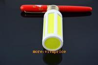 10pcs Wholesale  Low Price E27 Integrated 9W COB SMD LED Corn Bulb  Light Lamp AC220V Free Shipping