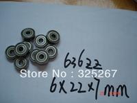636ZZ deep groove ball bearings  ABEC-5  6*22*7    636ZZ bearing