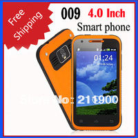 2013 New arrival 009 Android 4.0 SC6820 1.0GHz 3MP Camera 4.0 Inch Capacitive Touch Screen Smartphone
