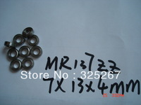 Free shipping--MR137ZZ deep groove ball bearings  ABEC-5  7*13*4    MR137ZZ bearing