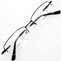 High Quality memory titanium alloy ultra-light myopia eyeglasses frame Men classic type optical eyeglass frames