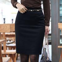 2012 women's professional short skirt tailored   bust skirt slim hip   medium skirt  C004