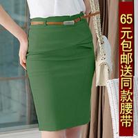 2014 New Korean Version Of the Suit Career Short Skirts Rendering Package Hip Skirt   B517