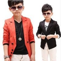 1 PC NEW Arrival Children Kids outerwear Coat Jacket Boys Blazers Autumn Spring Wear HOT Selling TT198