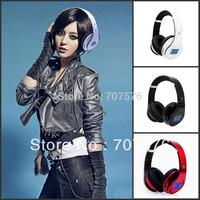Wireless card boas earphones headset stereo headset sports running mp3 one piece fm radio
