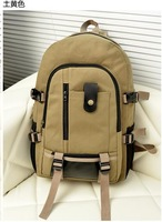 A00A Free shipping New designer men travel bags casual children canvas backpacks casual laptop camping luggage school backpack
