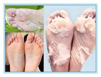 2pc moisture Foot Callus Bamboo Vinegar peeling renewal remove dead skin Cuticles Heel smooth exfoliating feet mask care sticker