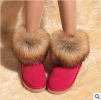 snow boots short winter boots women's shoes women's shoes cotton-padded shoes xx425