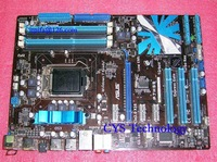 Free shippping for ASUS Desktop motherboard for P7H55 mainboard for intel H55 ATX INTEL LGA 1156 DDR3