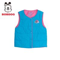 Bob DOG autumn and winter female male child baby infant down vest down vest liner 910