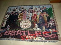 New arrival 4.1 tapestry decoration carpet phi blanket tapestry sofa blanket the beatles