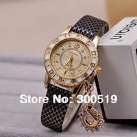 JW020 Fashion Lady Dress Watches Luxury Swan Pendant Wristwatches Women Quartz Relogio Clock