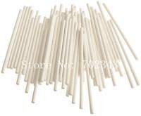 """4""""(10cm) Paper Sticks for Cake Pop Lolipop Mini Cupcake Muffin 100pcs/lot"""