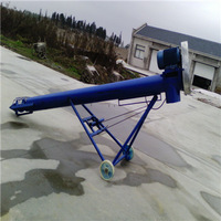 Round Hopper Inclined Screw Conveyor,Screw Feeder/automatic Screw Conveyor