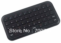 50pcs/lot High Quality MultiMedia Mini Wireless Bluetooth Keyboard for ipod ipad iphone laptop Free Shipping DHL