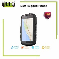 Hot Selling 4 Inch Quad Core MTK6589 GSM/WCDMA Wifi 3G GPS Walkie Talkie Communication Distance 3-5 Kilometers