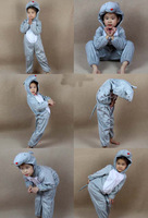 Lovely Kids Unisex Children Kigurumi Pajamas Anime Cosplay Costume Onesie mouse