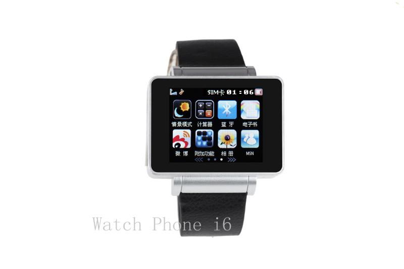 Nuovo I Orologio Da Polso Cellulare Gsm Touchscreen Gps Bluetooth
