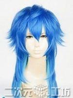 Quality Dramatical Murder DMMD Aoba Seragaki cosplay wig punkshop Blue 60CM