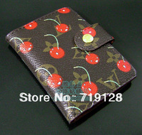 2013 new Multicolor choose credit card package / bank card sets / holder / bag 20-bit cards