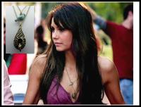 The Vampire Diaries Season Elena / Nina birdie go play slot drip necklace