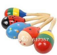 Baby Kids Toys Kids Rattle Sand Hammer Mini Maracas Orff Instrument Maracas Infant Toys
