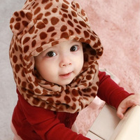 Free shipping hot sale lovely animal baby hats and caps kids boy girl crochet baby boy beanies winter cap for children