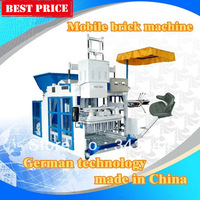 Qmy12-15 hollow block forming machines