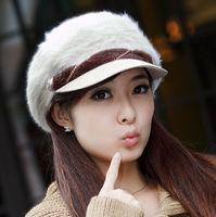 Женская фетровая шляпа fedora
