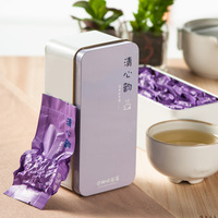 Premium tie guan yin tea professional quality gift box set oolong tea