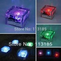 1W LED Brick Light Ni-MH Battery 5 Years Lifespan IP68 Outdoor LED Brick Lamp CE&RoHS DHL Free Shipping